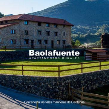 Apartamentos Baolafuente en Rasines