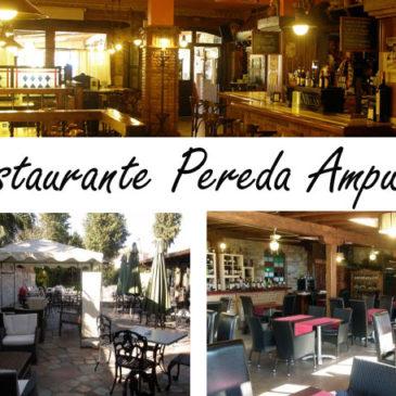 Restaurante Pereda en Ampuero