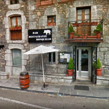 Restaurante el Ronquillo en Ramales
