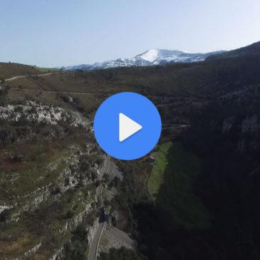 Vuelo en Dron por la Cascada del Asón