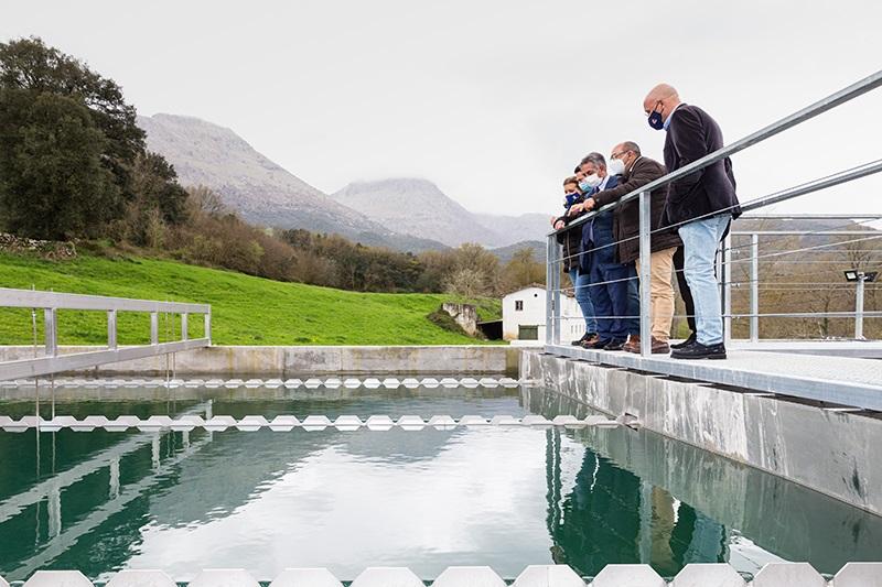 Se inaugura la Estación de Tratamiento de Agua Potable